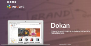 Dokan Plugin for WordPress v2.5