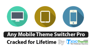 Any Mobile Theme Switcher Pro WordPress Plugin v2.0