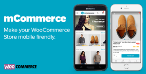 mCommerce v1.0.9 - WooCommerce Mobile Theme